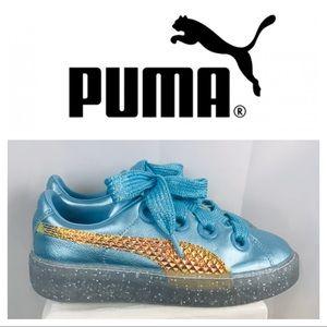Puma   Sophia Webster Platform Glitter Princess